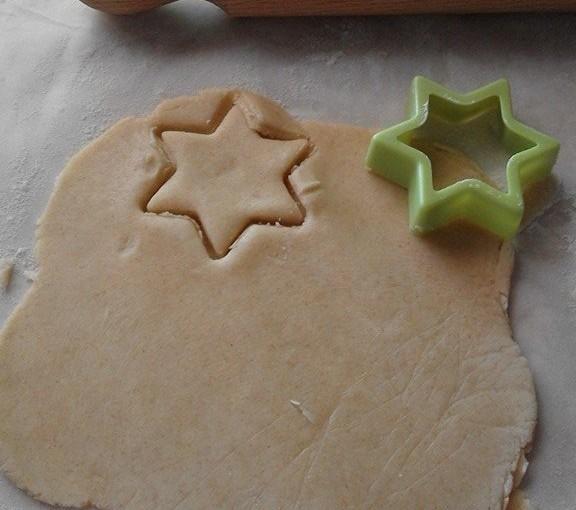 La pasta frolla è una delle ricette più usate per i dolci nelle colazioni dell'agriturismo Poggio Sassineri