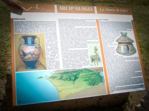 Vulci - ricca e potente città etrusca di oltre 2500 anni fa tutta da scoprire