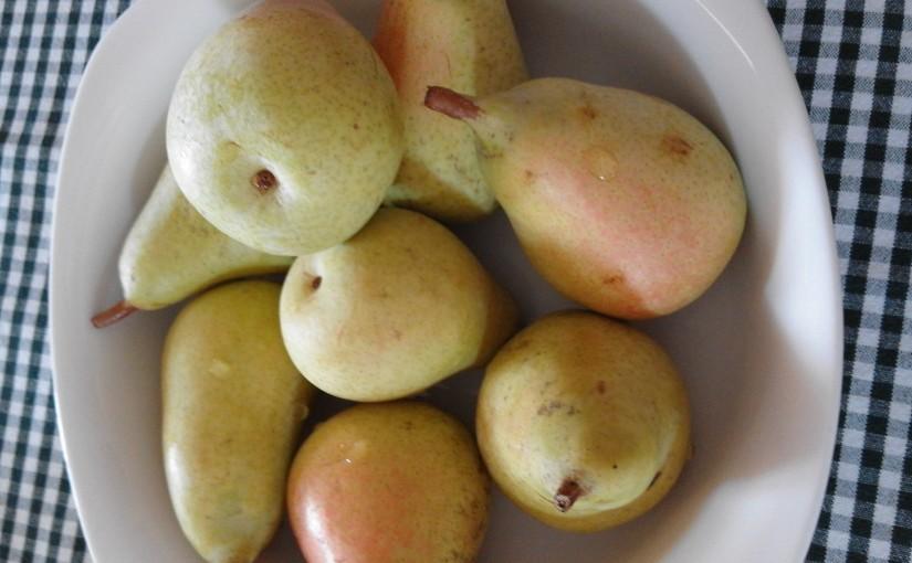 Ricette Poggio Sassineri – Crostata pere e cioccolato