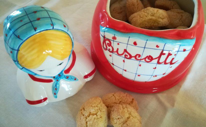 Ricette Poggio Sassineri – Biscottoni